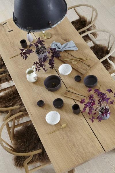 Brede planker - plankebord