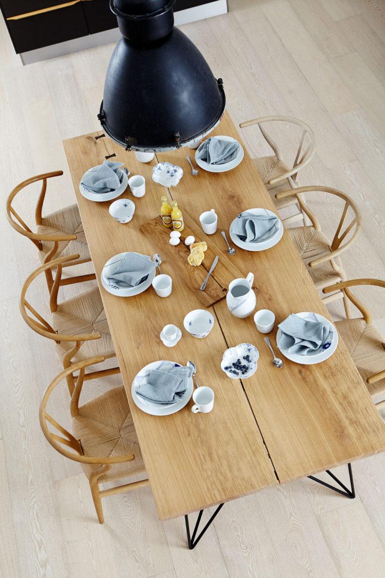 Plankebord fra Træfolk - Björk
