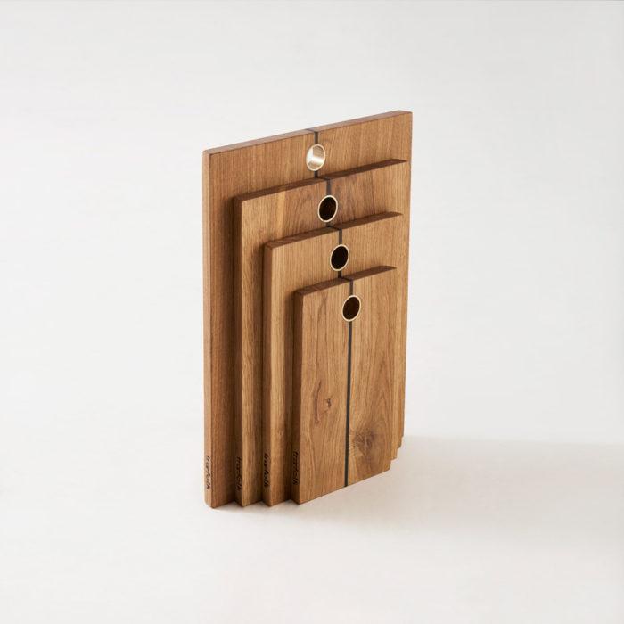 Træfolk-skærebræt-sæt