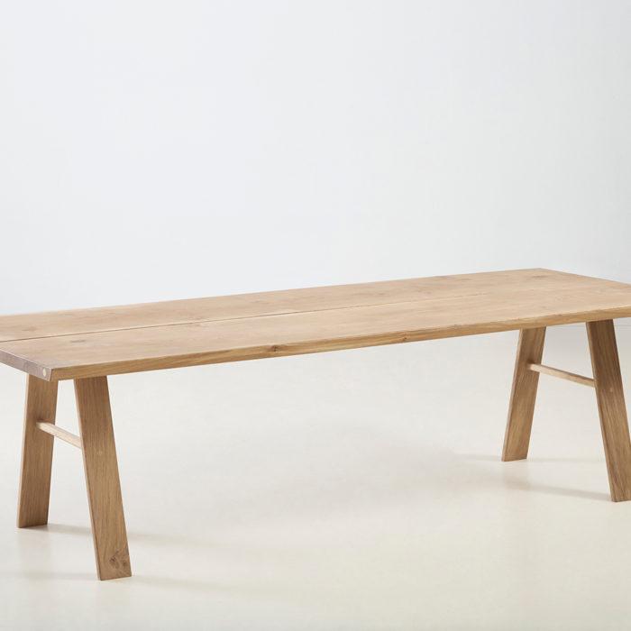 Træfolk plankebord model Folke i lys olieret egetræ