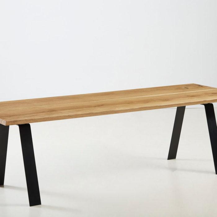 Træfolk plankebord model Heimdal i natur olieret egetræ