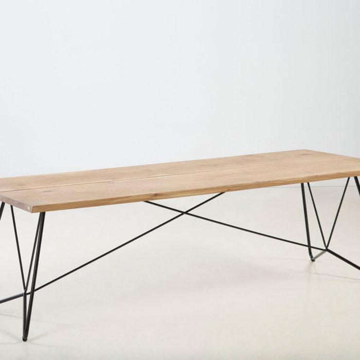 Træfolk plankebord model Nessa i lys olieret egetræ