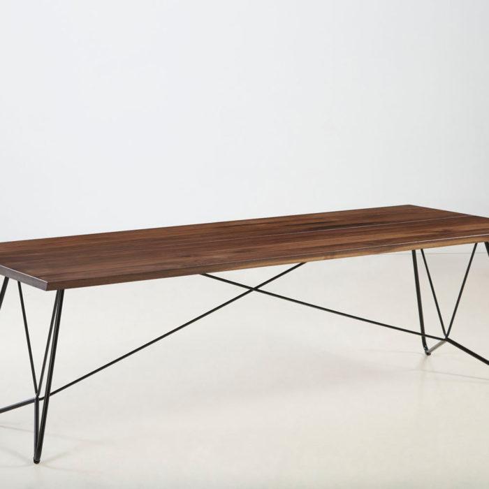 Træfolk plankebord model Nessa i valnød