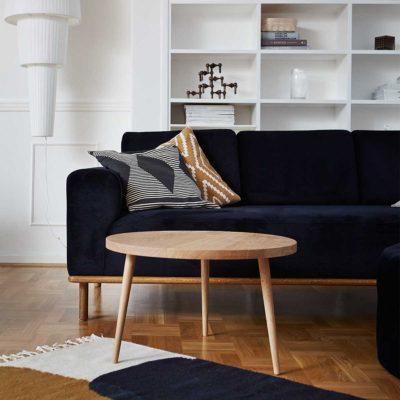 Sofabord i egetræ fra Træfolk