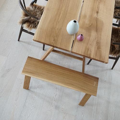 Plankebord - Træfolk - Egetræ