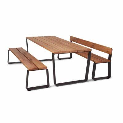 havebord og bænk fra Træfolk