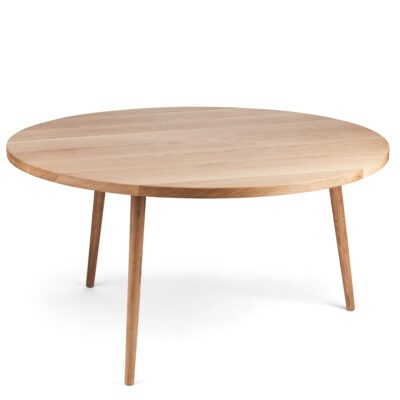 Rundt plankebord fra Træfolk