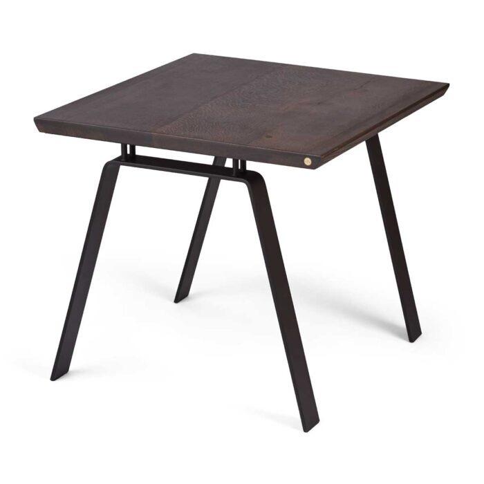Cafébord i egetræ fra Træfolk