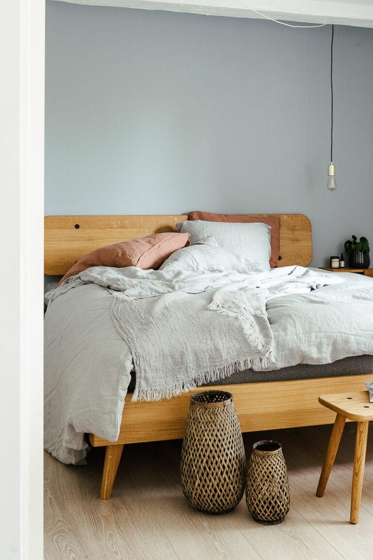 Smuk seng i egetræ fra Træfolk
