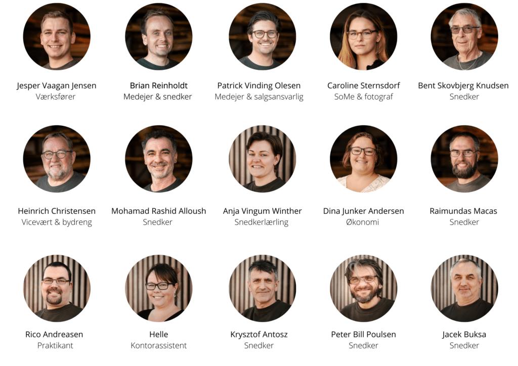 Træfolks team 2021